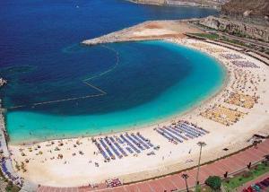 Playa Del Ingles Maspalomas Gran Canaria Gran Canaria